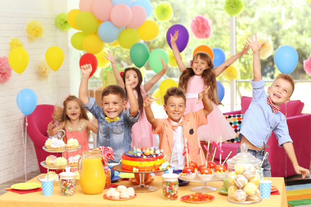 Candy Buffet Ideas For A Kids Birthday Party Candy Club