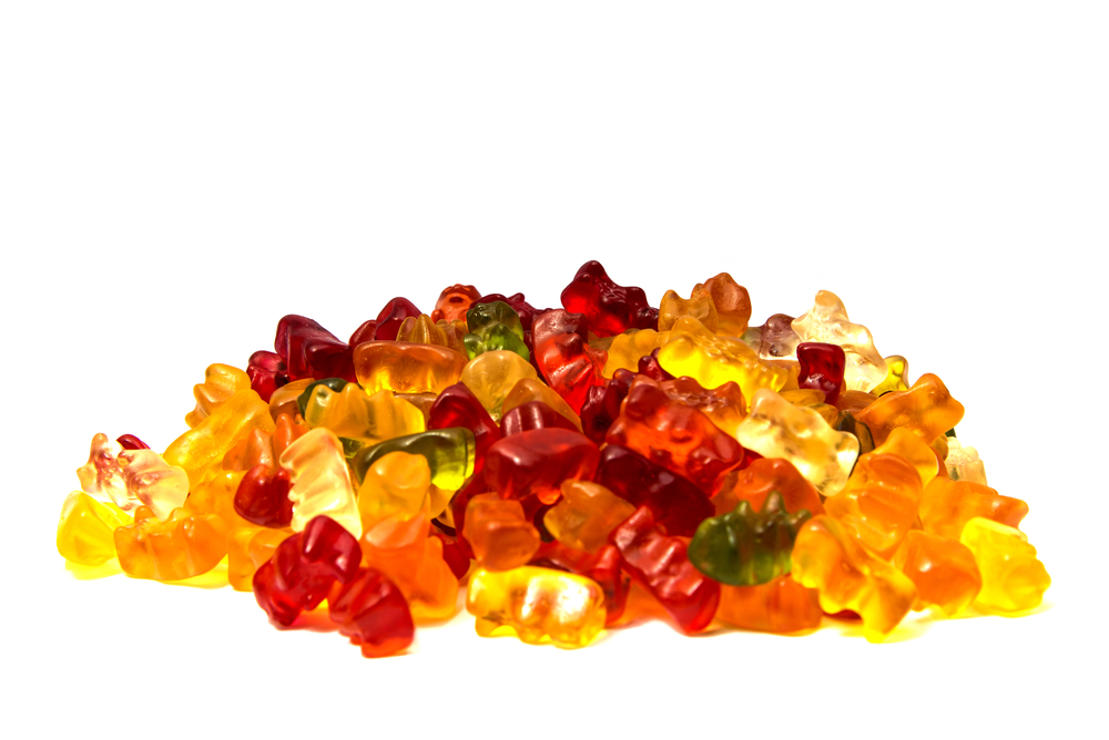 Haribo Gummy Bears; international candy