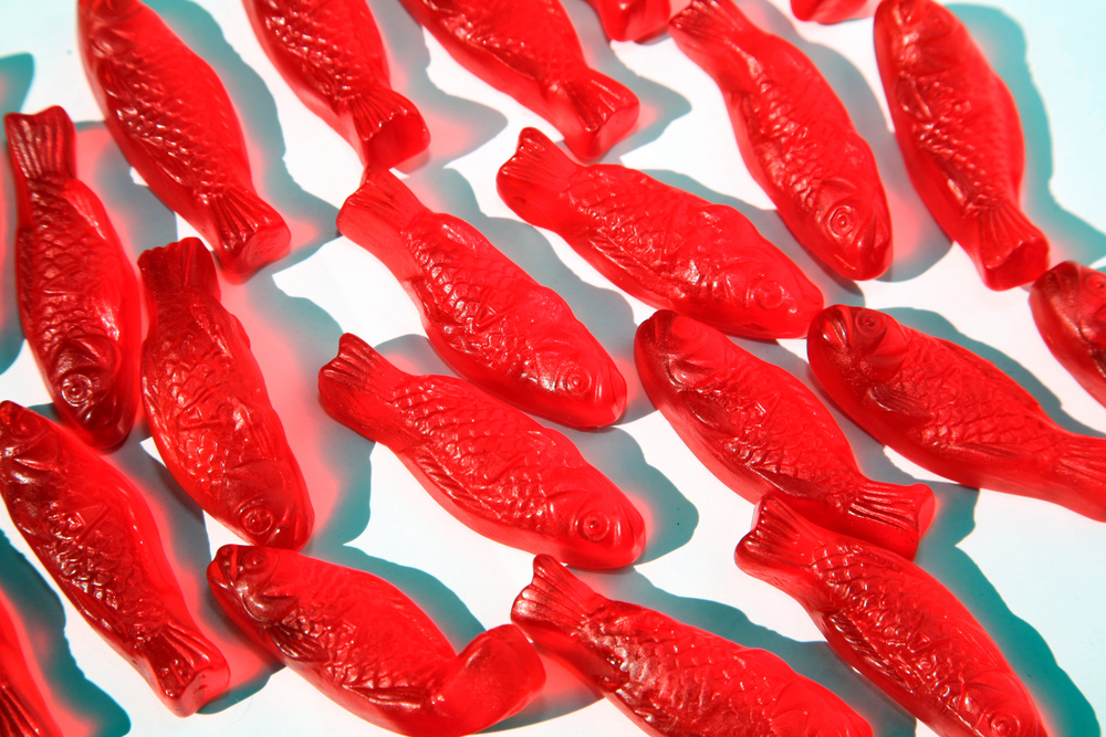 Types of treats that vegan candy lovers can enjoy candy club for Swedish fish ingredients