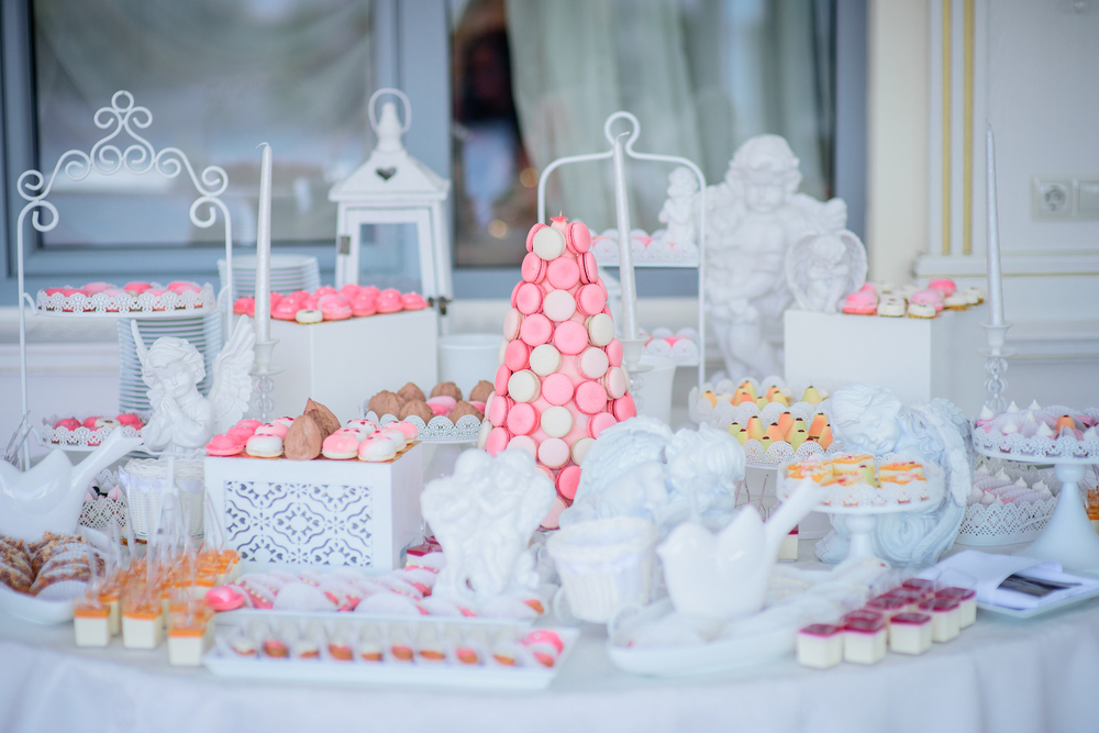 How To Design A Baby Shower Candy Table Candy Club