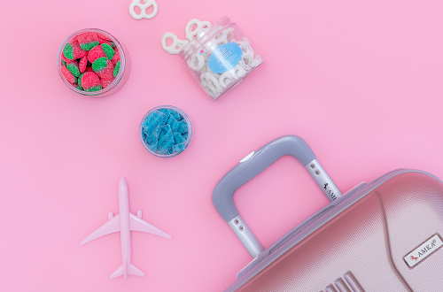 Travel with Candy Club around the globe to see what treats are around the globe