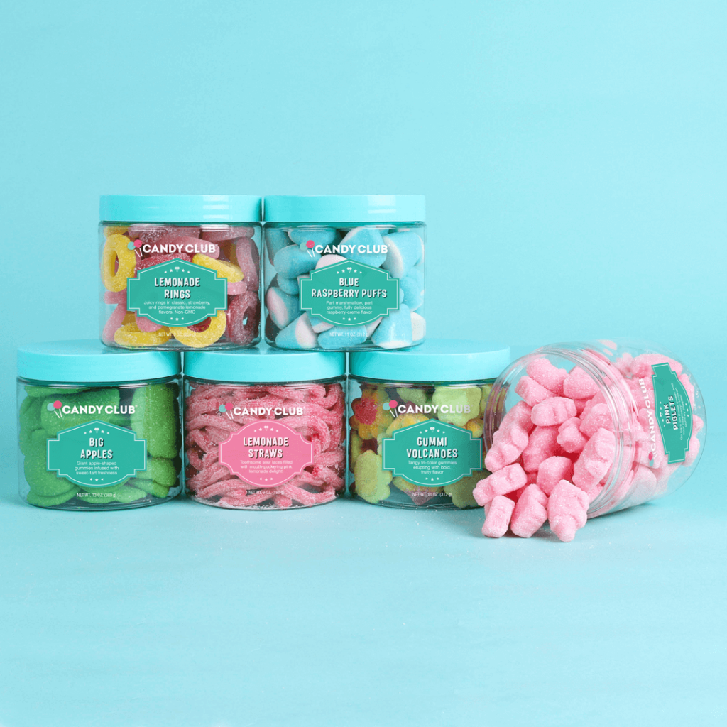 Candy Club Subscription - Sour Candy Box
