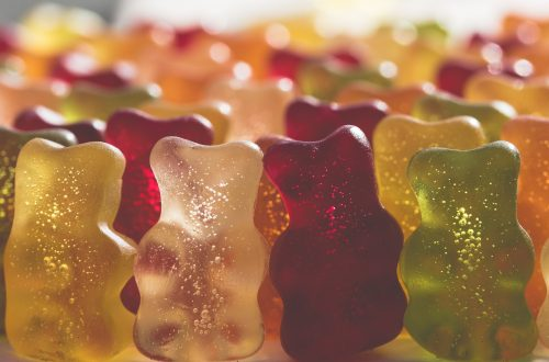 Pectin and Candy