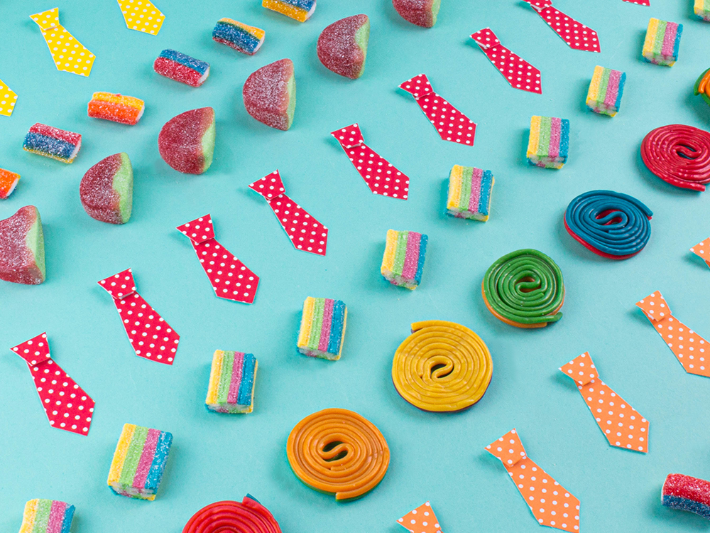 Candy Pattern for Dads