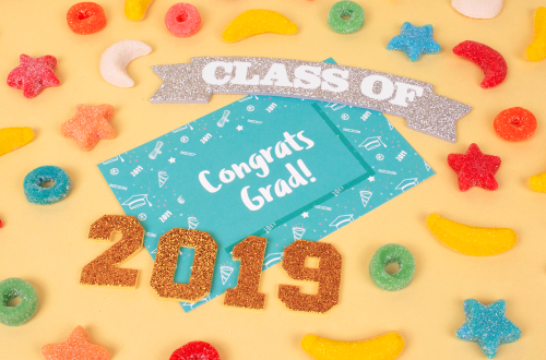 Graduation Gift Ideas - Class of 2019