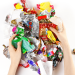can candy wrappers be recycled