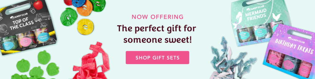 Shop Candy Club gift sets