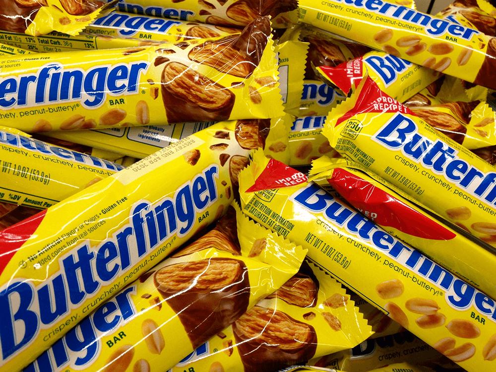 butterfinger candy bar recipes
