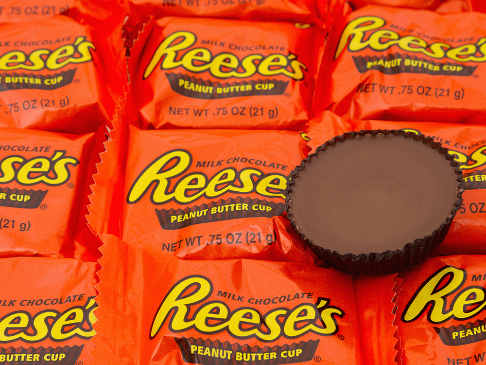 peanut butter cup candy recipes