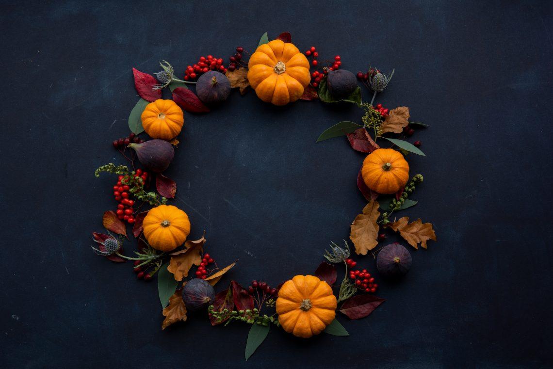 Thanksgiving DIY Crafts - Wreath