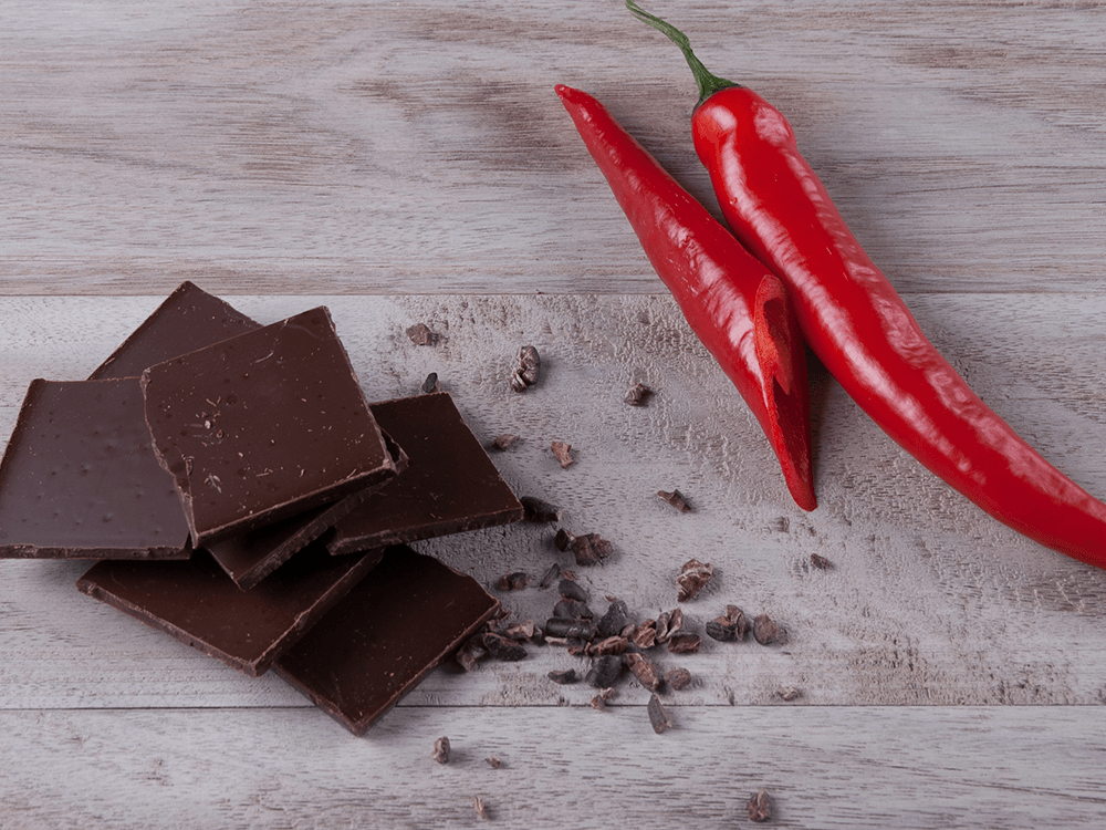 mexican spicy chocolate