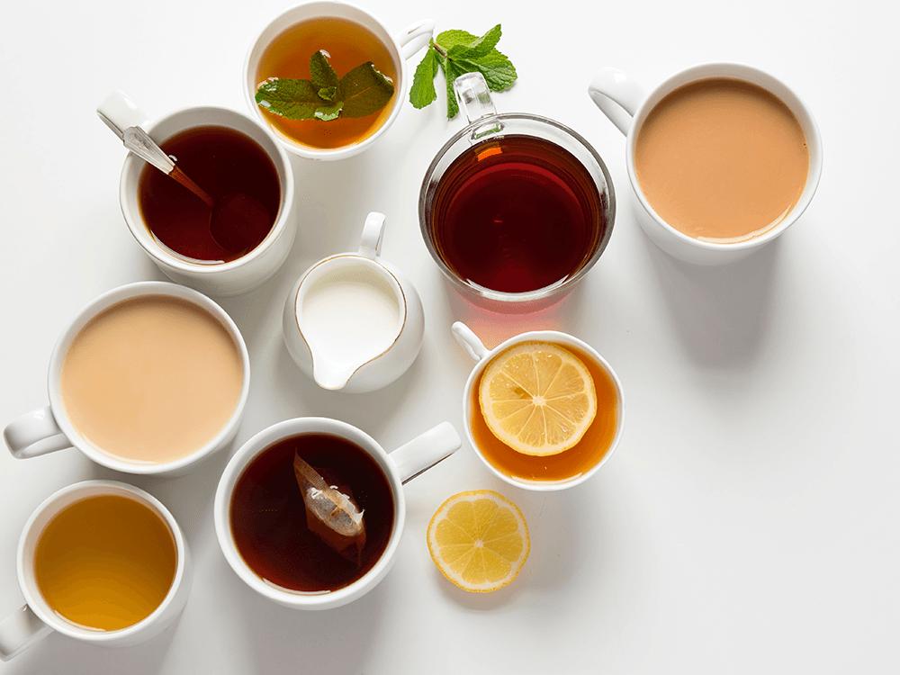 tea sampler - valentine's day gift