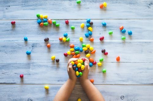 classroom candy games for kids