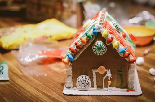 gingerbread house history