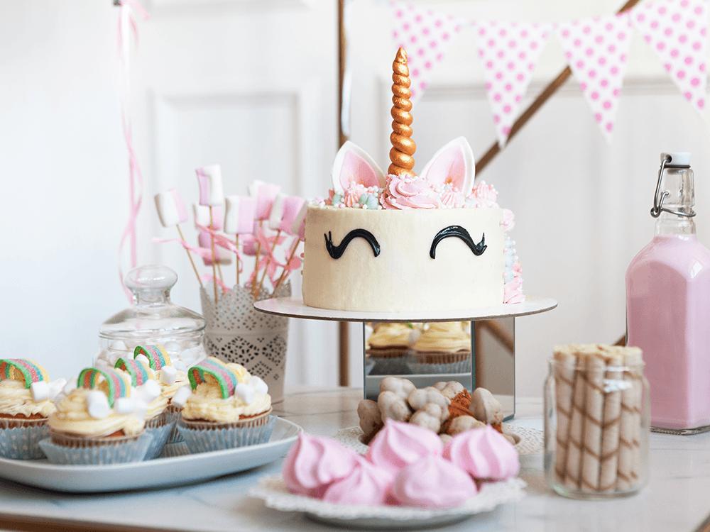 edible unicorn horn recipe